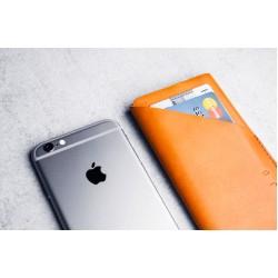 Кожаный чехол для iPhone 6 от Mujjo
