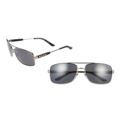 Модные очки Burberry Square Aviator