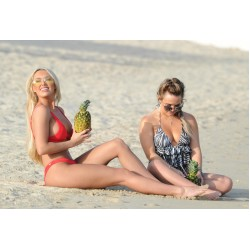 Amber Turner - лучшие пляжи в Дубае