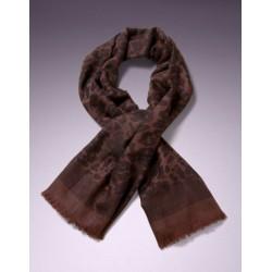 Шерстяной шарф Leo