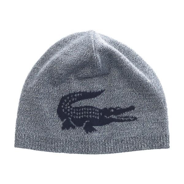 Вязаная шапка Lacoste