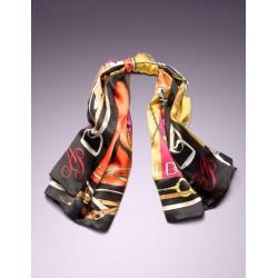 Шелковый платок Horse Print